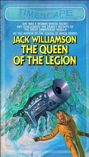 book cover of The Queen of the Legion