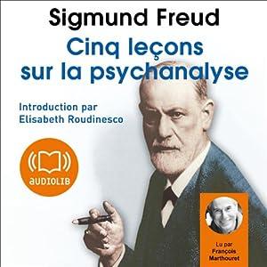 Cinq leçons sur la psychanalyse | Livre audio