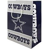 NFL Dallas Cowboys Medium Gift Bag