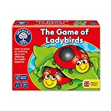 Orchard Lady Bugs Counting Game