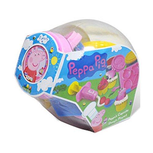 play dough cupcake set - 6