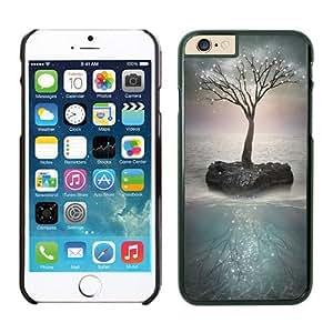 Fantasy art hard case for apple iphone6 ''plus case(black)