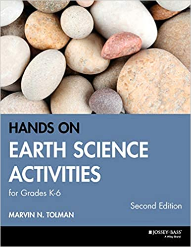 Hands-On Physical Science Activities For Grades K-6 (J-B Ed: Hands On)