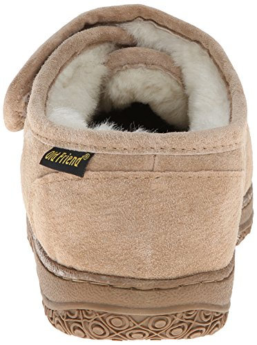 Men's Adjustable Slipper Friend Strap Old Chestnut POTwq