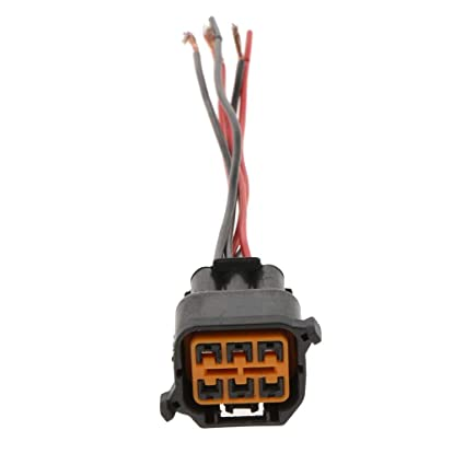 Enchufe Plug de Linterna Lámpara 6 Pin Arnés Cableado de Luz ...
