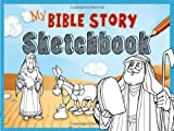 img - for My Bible Story Sketchbook: Drawing and Coloring Fun for 8-12 Year Olds! book / textbook / text book