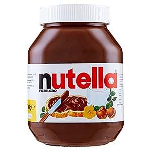 amazoncom nutella ferrero chocolate hazelnut spread