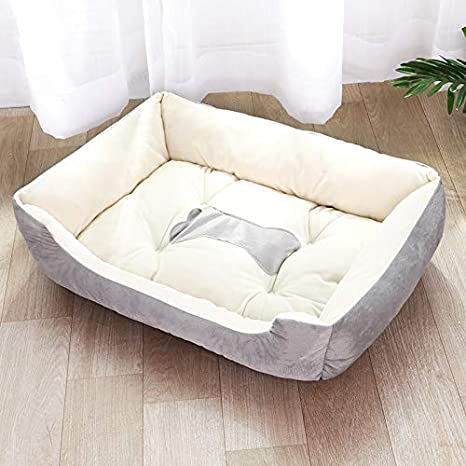 Dog Bed - Luxury Pet Kennel House Warm ... - Amazon.com