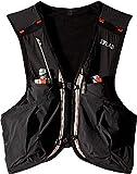 Salomon Unisex S-Lab Sense Ultra 8 Set Backpack, Black, Racing Red, M