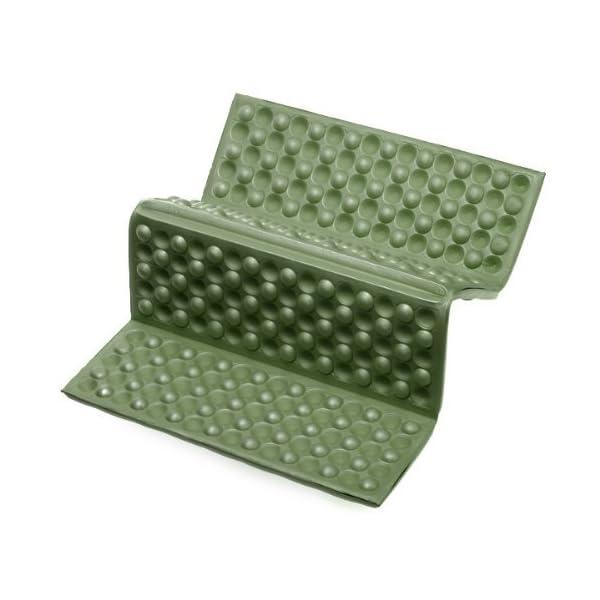 Omeny Outdoor schiuma giardino di campeggio pieghevole sedile impermeabile cuscino per sedia Pad (verde) 3 spesavip