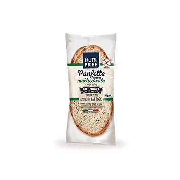 Amazon.com: Nutrifree Panfette multicereale rústico pan ...