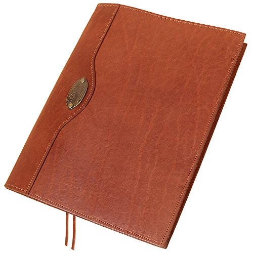 Composition Writing Journal Notebook Refillable Notepad Brown USA Made No. 30 by Col. Littleton
