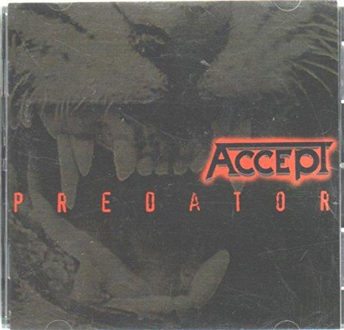 Accept - Predator (1996, Japan, VICP-5673) - Zortam Music