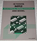 2000 Toyota MR2 Spyder Electrical Wiring Diagrams (ZZW30 Series)
