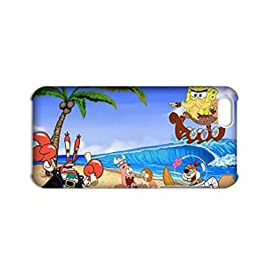 meilz aiaiGeneric Hard Plastic Phone Cases For Girly For Apple 5C Iphone Print With Spongebob Squarepants Choose Design 1-7meilz aiai