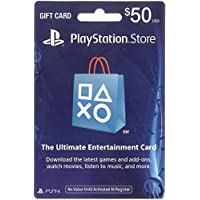 Deals on $50 PlayStation Store Gift Card
