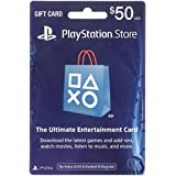 PlayStation Store Gift Card $50 (輸入版:北米)