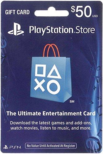 畅销 Playstation store gift card ?? ???