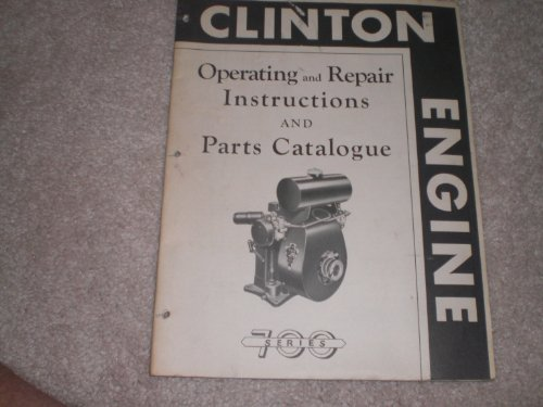 (Cushman Husky Engines Instruction and Parts Book M70 Series)