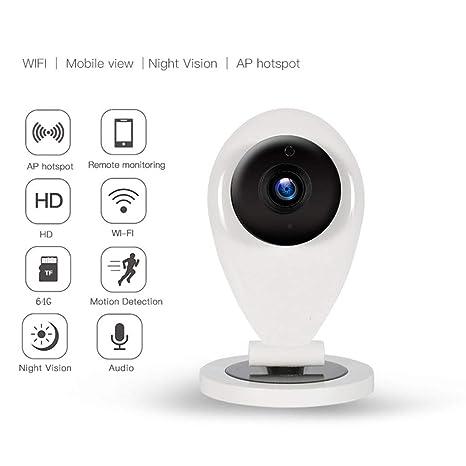 Amazon.com: Cámara IP 720P de alta velocidad, cámara de ...