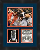 Houston Astros 2017 MLB World Series Champions , 11 x 14 Matted Collage Framed Photos - Ready to hang