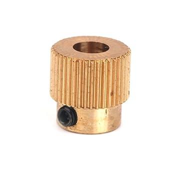 Sistema electrónico de extrusión de 40 bocado de cobre de 5 mm de ...
