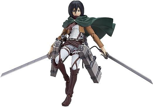 Attack on Titan Suwarasetai Sitting Mini Figure Collection Mikasa Ackerman
