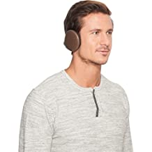 UGG Mens Leather Wrap Around Earmuffs