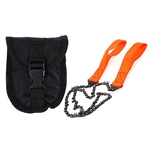 JHD Portable Hand Chain See-saw Chic Gear Camping Hiking Tool by JHD