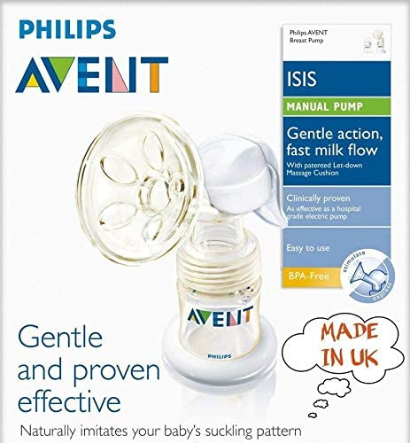 Philips Avent Manual Breast Pump Price In Uae Amazon Uae Kanbkam