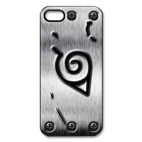 [SOKY(TM) Naruto Land of Fire logo iPhone 5c Case Cover] (Costume Land)