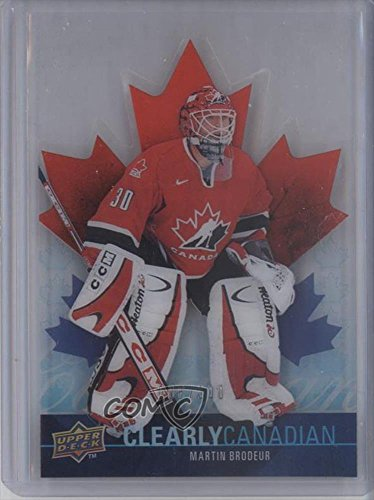 martin-brodeur-6-100-hockey-card-2009-10-upper-deck-clearly-canadian-can-mb