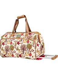 Lily Bloom 20 Wheeled Duffel