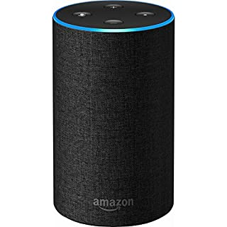 Echo (2nd Generation) - Smart speaker with Alexa and Dolby processing - Charcoal Fabric (B06XCM9LJ4) | Amazon price tracker / tracking, Amazon price history charts, Amazon price watches, Amazon price drop alerts
