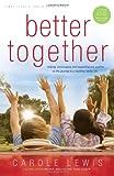 Better Together Devotional, Carole Lewis, 0830759581