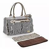 HOODDEAL Fashion Dog Carrier Handbag Purse Tote Bag Pet Cat Dog Hiking Backpack (Black) For Sale