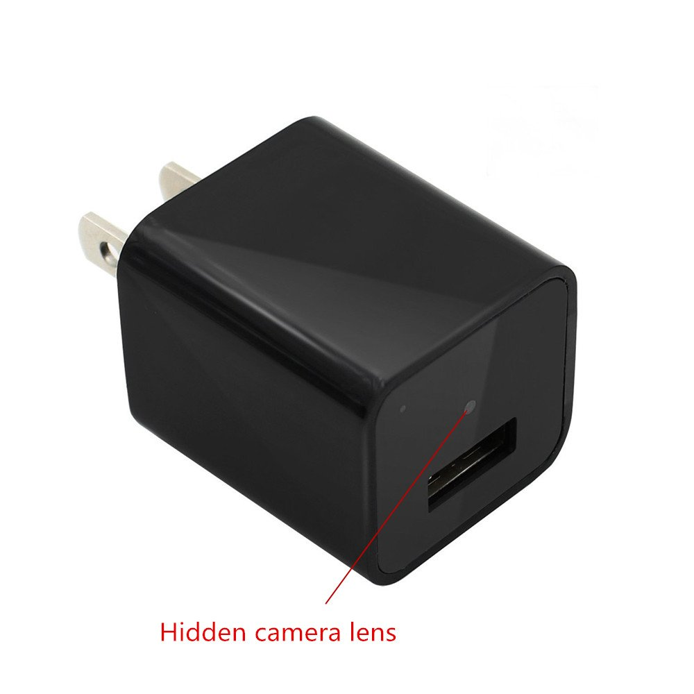 Hidden Camera In Iphone Charger