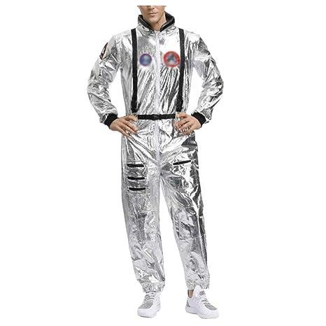 Desconocido Disfraz de Astronauta para Pareja, Color Morado, Male ...