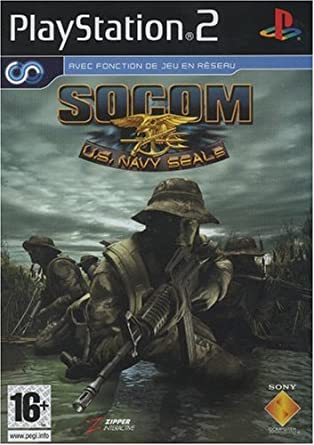 Amazon com: Socom: US Navy Seals: Video Games