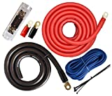 Best Amp Wiring Kits - SoundBox Connected 0 Gauge Power Only Amp Kit Review