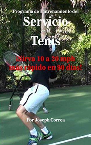 Programa de Entrenamiento del Servicio en el Tenis: ¡Sirva 10 a 20 mph más