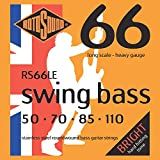 Rotosound RS66LE Swing Bass 66 Stainless Steel Bass Guitar Strings (50 70 85 110)