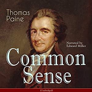 Common Sense Audiobook