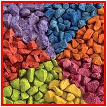 Sassi Colorati Per Decorazioni 15 25 Sassi Design Italy Amazon It Casa E Cucina