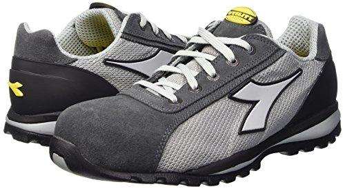De Hro Text Adulte Ombra Gris grigio Alluminio Diadora Chaussures Travail Ii Mixte grigio S1p Glove Eu 35 YR1nxqAC