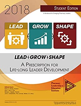 Amazon lead grow shape student edition workbook 2018 a lead grow shape student edition workbook 2018 a prescription for fandeluxe Images