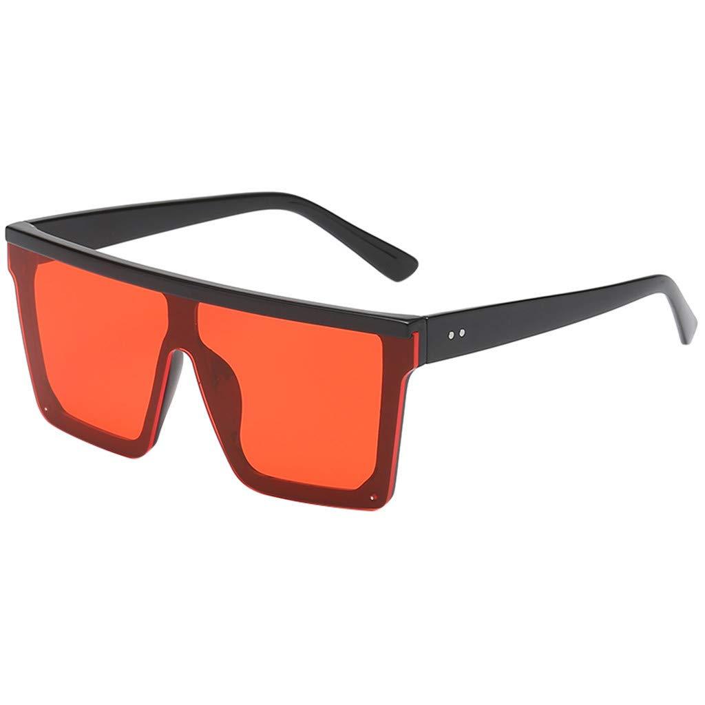Amazon.com: Sunglasses Ikevan Women Men Vintage Retro ...