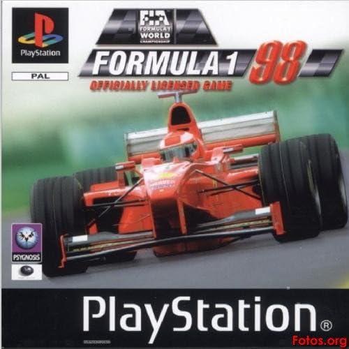FORMULA 1 98: Amazon.es: Videojuegos