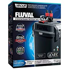 Precision crafted, powerful canister filters designed for use in both freshwater and saltwater environments. Provides constant pressure for exceptional filtration with Near silent pump performance.