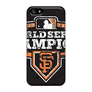 Defender Cases For Iphone 5/5s, San Francisco Giants Pattern